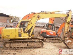 定西市转让小松PC120-6E挖掘机 二手小松挖掘
