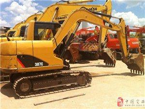 定西市出售卡特305挖掘机