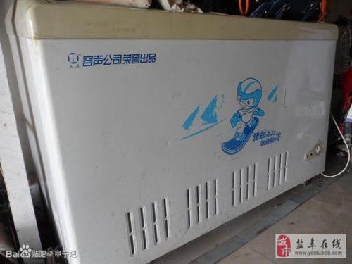 阜寧地區出售9成新冰柜