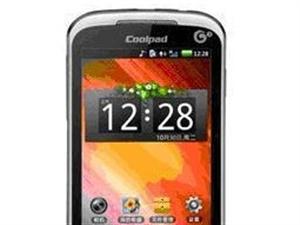 全新酷派80703G4.0寸智能手机450元