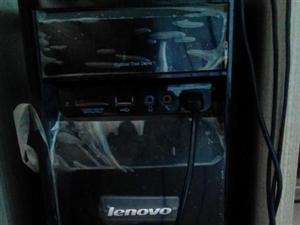 自己家用联想台式机 刚过一年上门