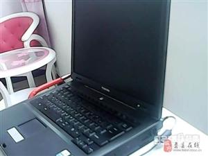 九成新东芝笔记本一台 - 850元