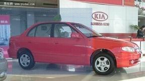 东风悦达起亚千里马1.3L小车出售