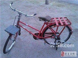 (转让)珍藏版日本邮递员专用自行车