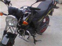 自己最爱的摩托带高端防盗器卖
