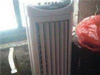 新买的美的空调扇