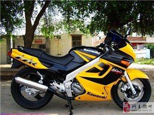 出售二手摩托车,大排量跑车