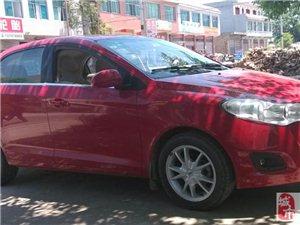惠水本地轎車出售:奇瑞風云2三廂,紅色。