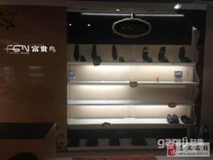 几乎全新鞋柜展台便宜卖