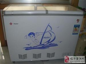 海尔冰柜一台8成新超省电