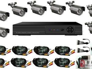 飞猎安防监控视频安装 摄像头批发