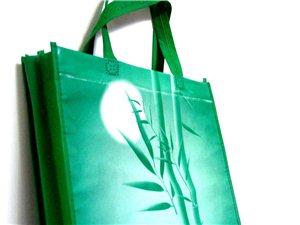 成都彩色无纺布环保袋覆膜袋信赖七棵松印艺