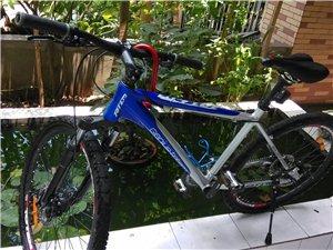 9成新图腾山地自行车