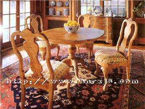 北京家具定做工厂 欧式餐桌椅批发定做 美式高档家具