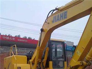 转让嘉和150挖掘机,韩国进口配置,车况好,保养到