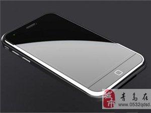 青岛苹果iphone5维修更换原厂屏多少钱