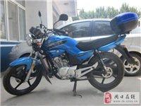 出售雅马哈摩托车一辆