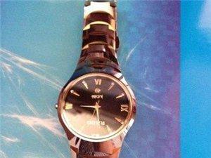 雷达男士镶钻手表