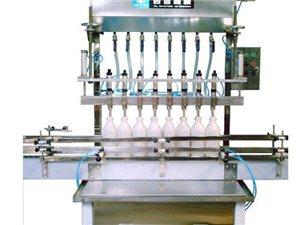 ZHGA型(开放式)微电脑自动灌装机