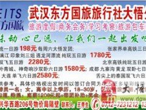 武漢東方國旅行社大悟分公司