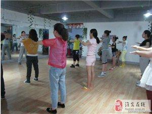 amelie舞蹈中心成人爵士舞暑假班開課現場