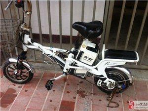 因换摩托车,电动车对外出售,八成新,电瓶完好