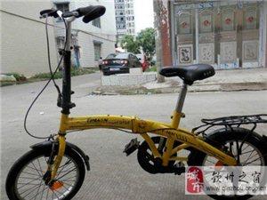 (转让)现有闲置小单车一台转让