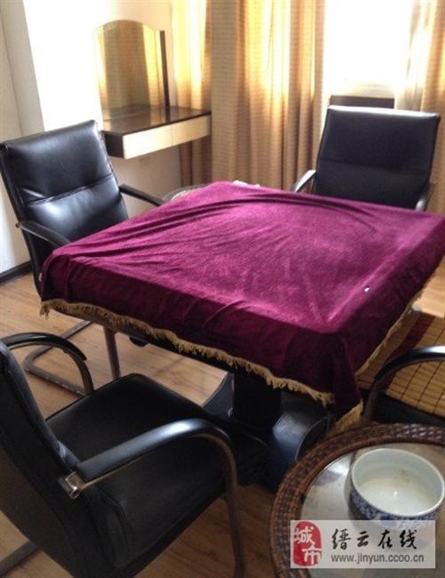 九成新麻将桌、椅、茶几,流血贱卖!