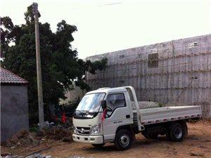 北京时代一辆小货车