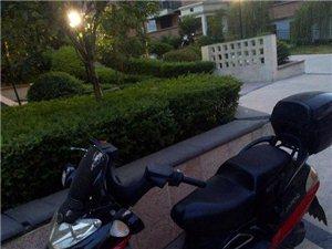 铜仁市8成嘉陵踏板摩托车转让