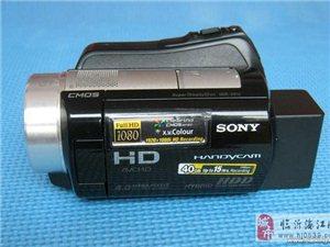 转让索尼HDR-SR10高清硬盘摄像机