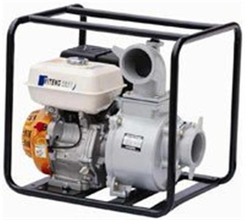 4寸汽油水泵