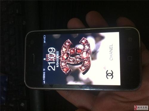 福州出售转让甩卖iphone3gs32G完美越