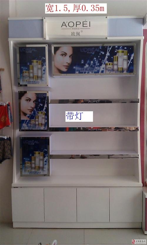 内衣(化妆品)展示柜低价转让(有图片,价格面议)