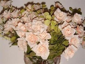 郑州惠济高档水晶玻璃玫瑰花瓶