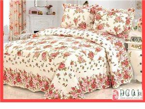 义乌双展家纺厂床上用品三件套,四件套批发