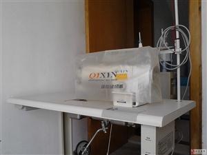 出售琦欣电脑版电动缝纫机或日圣牌机械版缝纫机