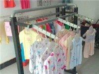 服装店 衣架 和 超市 货架 便宜处理