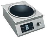 供应家用大功率电磁单头台式凹面炉
