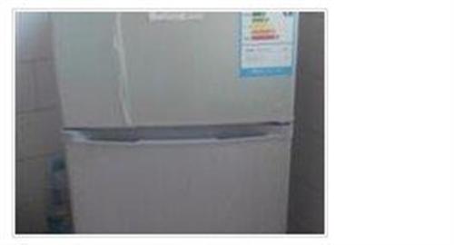 出售海浪冰箱一台