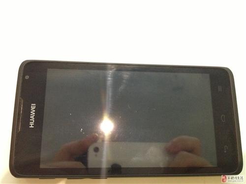 出售自用華為C8813黑色電信雙核安卓4.1