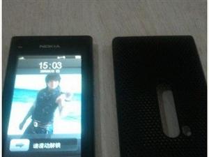 自用诺基亚N9仿机180