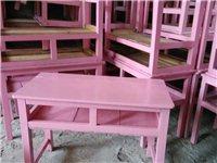 幼儿园课桌椅八成新70元一套(含一张桌子两张凳子)