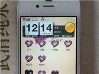 iphone4S,正品国行,已越狱