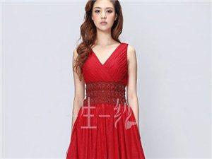 """一生一纱8月中国红系列婚纱礼服 """"中国红 红的娇艳"""