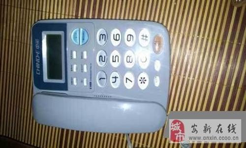 全新中诺电话机座机低价转让包邮