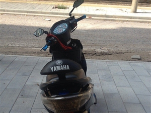9成新助力摩托车