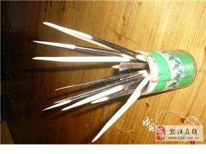 巧用豪猪刺制作鱼漂的方法