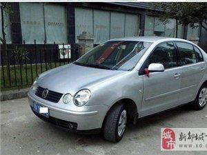 大�Polo2004款 三�� POLO 1.4 AT舒�m型