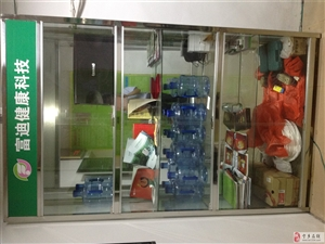 出售95成新办公用品,及不锈钢货柜